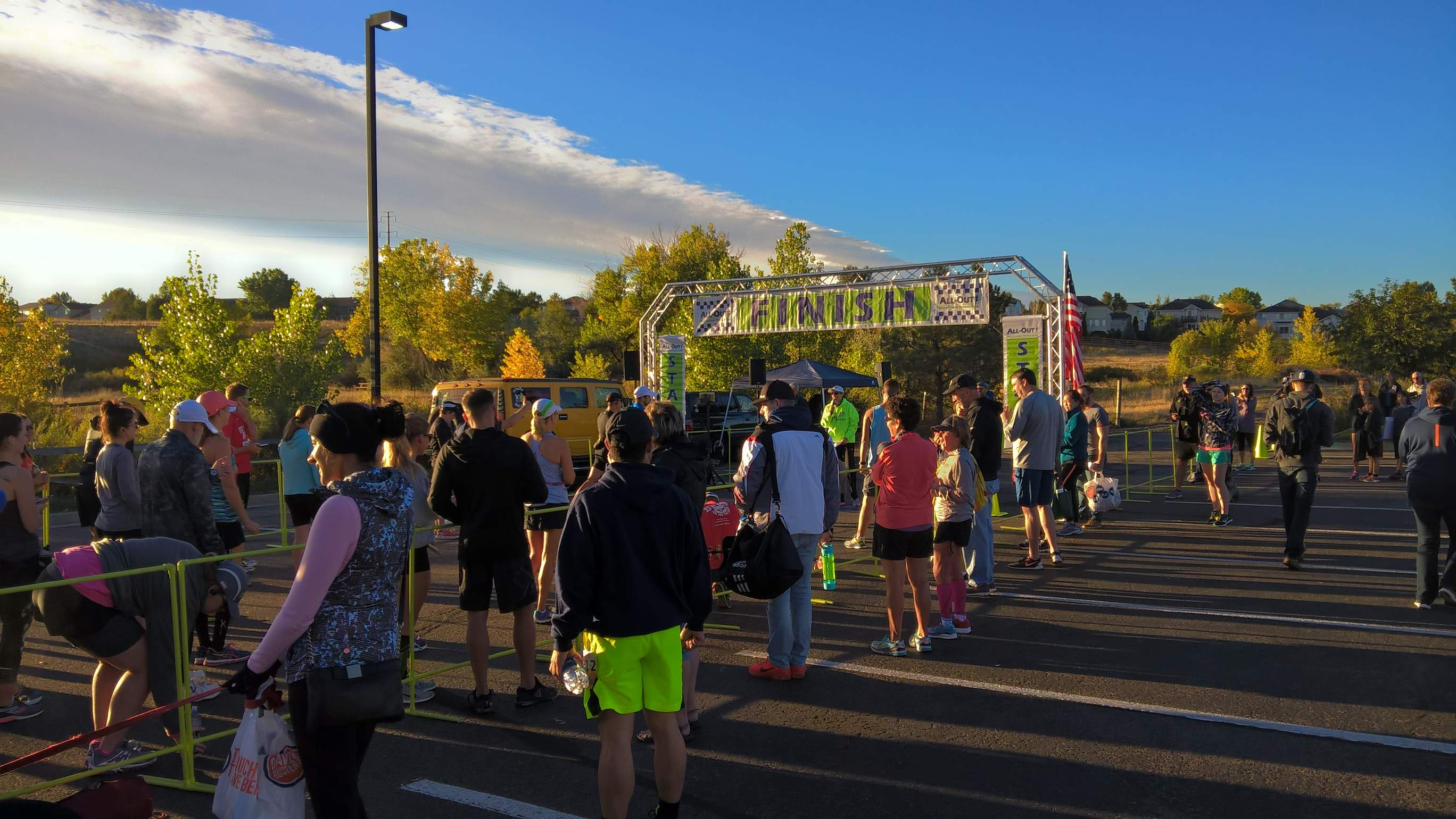 Featured photo for All-Out Fallfest Half Marathon