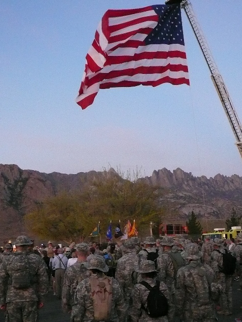 Featured photo for Bataan Memorial Death March