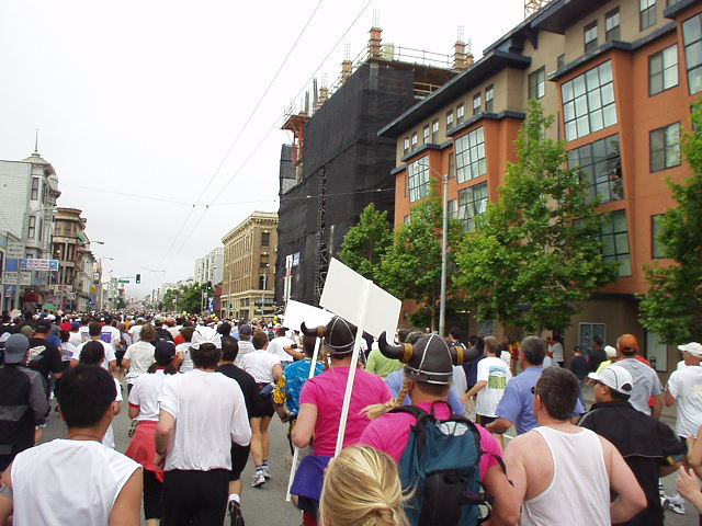Featured photo for Bay to Breakers