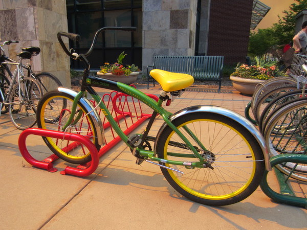 Featured photo for More Neat Bikes in Fort Collins