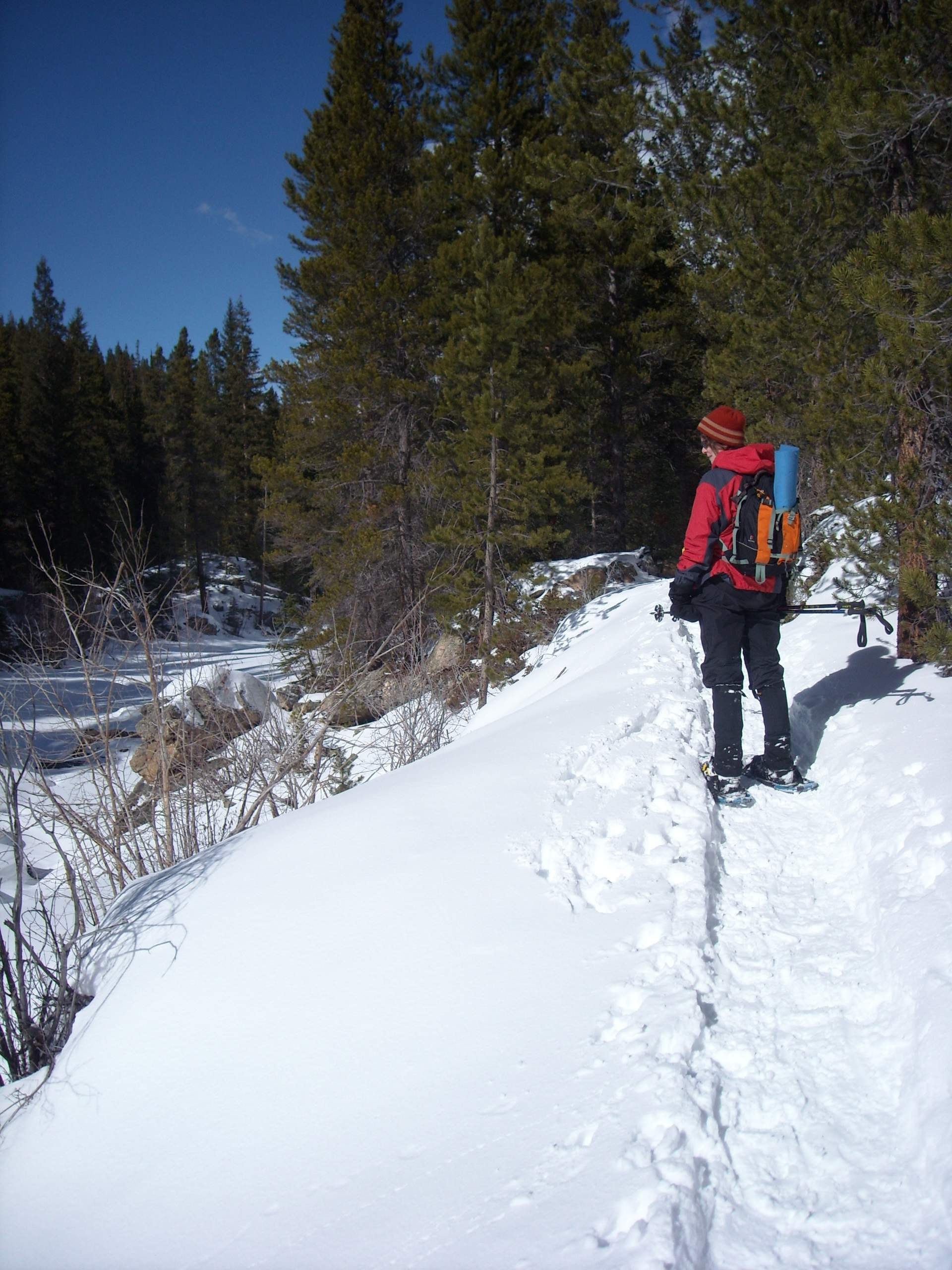 Featured photo for Big South Trail, CO