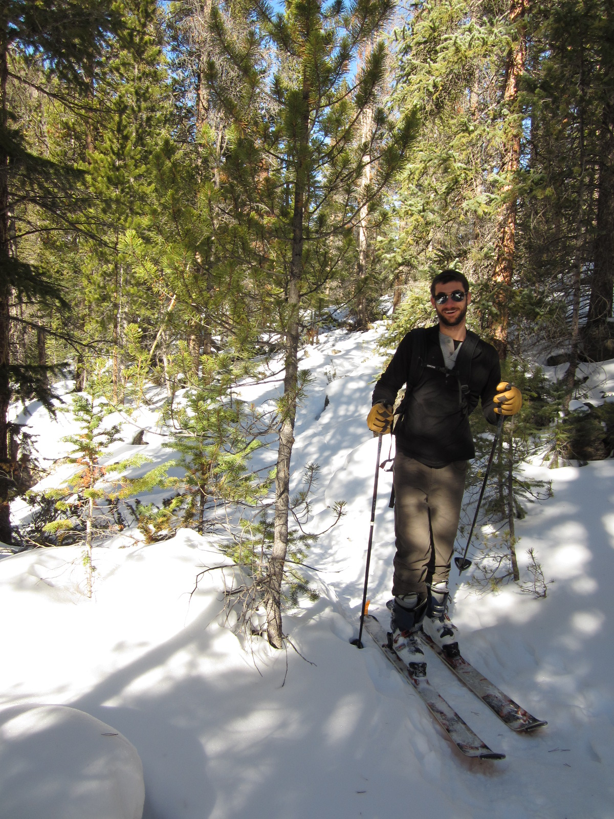 Featured photo for X-Country Skiing at Big South Trail