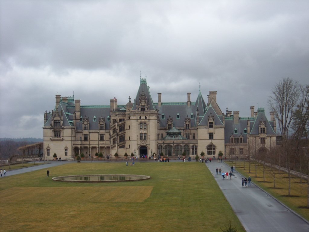 Estate for Is biltmore estate haunted