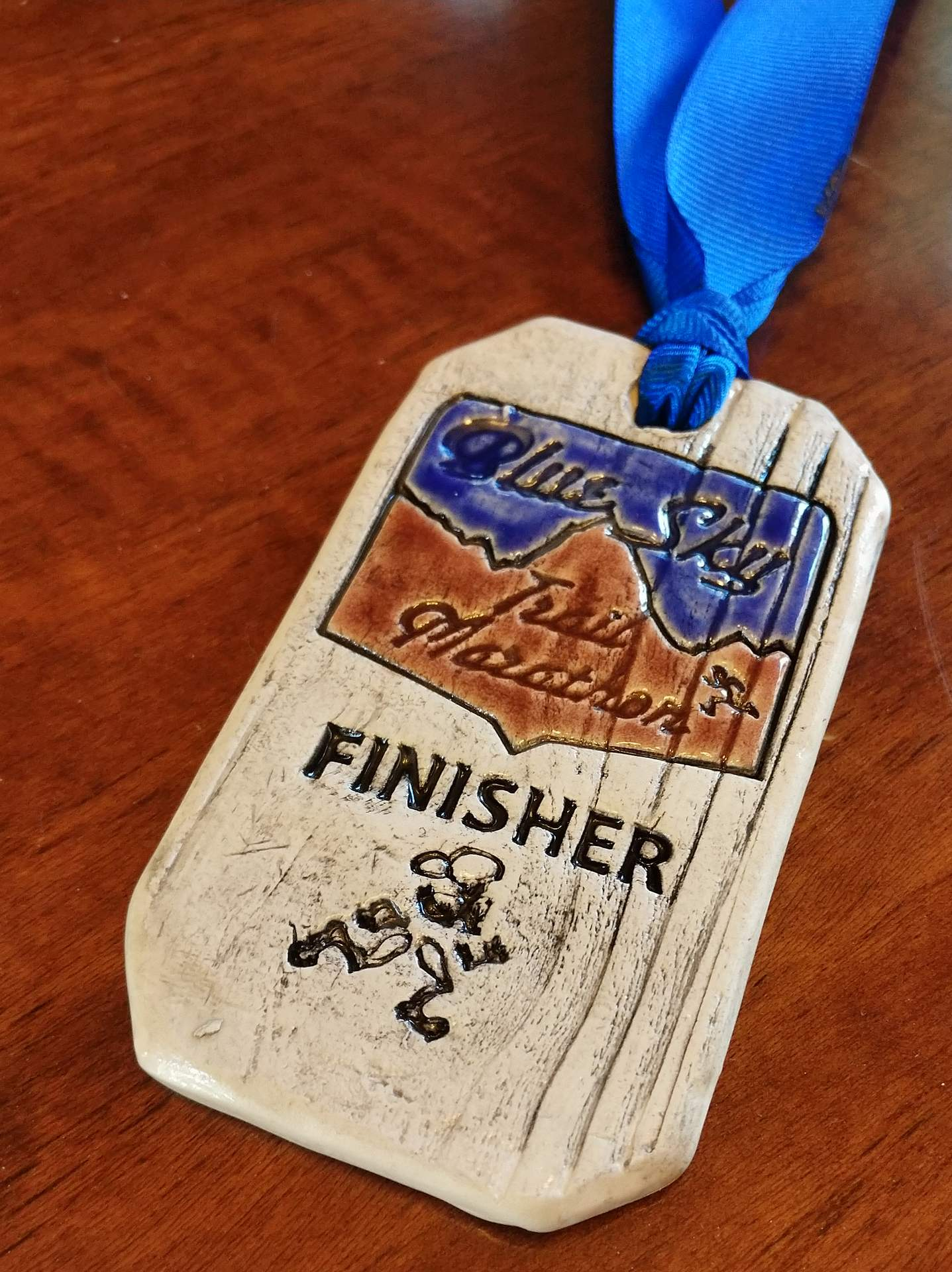 Featured photo for Blue Sky Trail Marathon