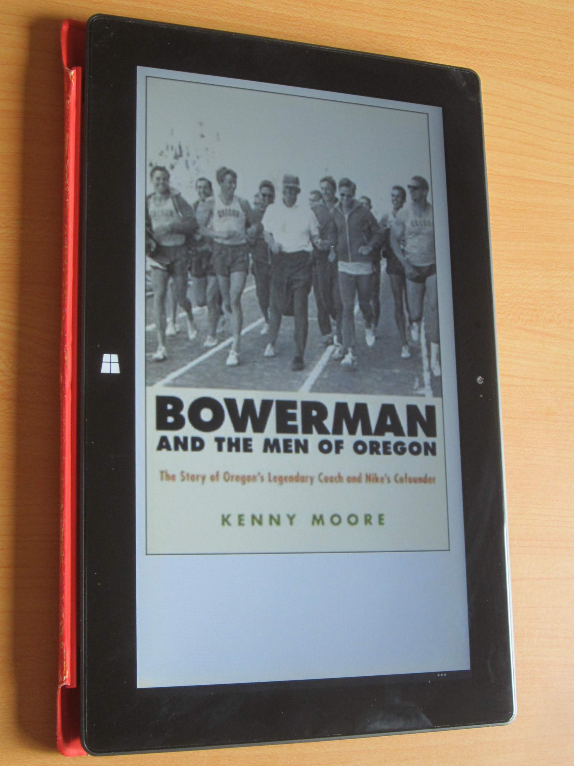 Bowerman and the Men of Oregon ebook