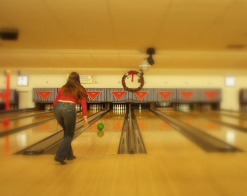 Featured photo for Bowling, Climbing & Football