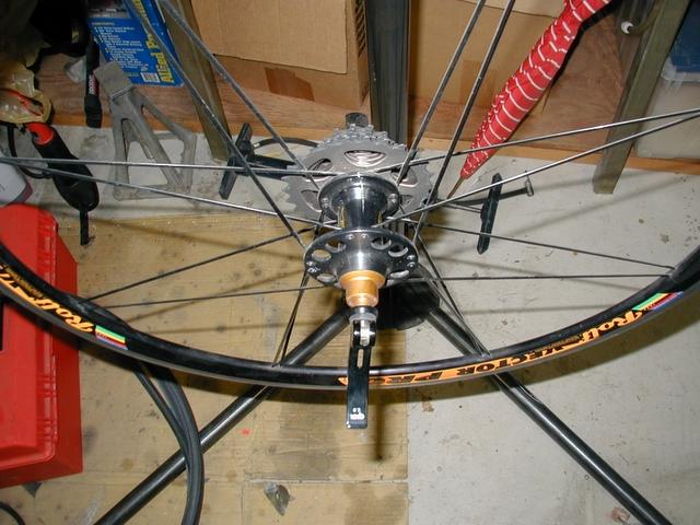 Featured photo for Broken Rolf Wheel