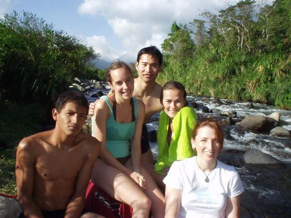 Featured photo for Caldera River, Panama