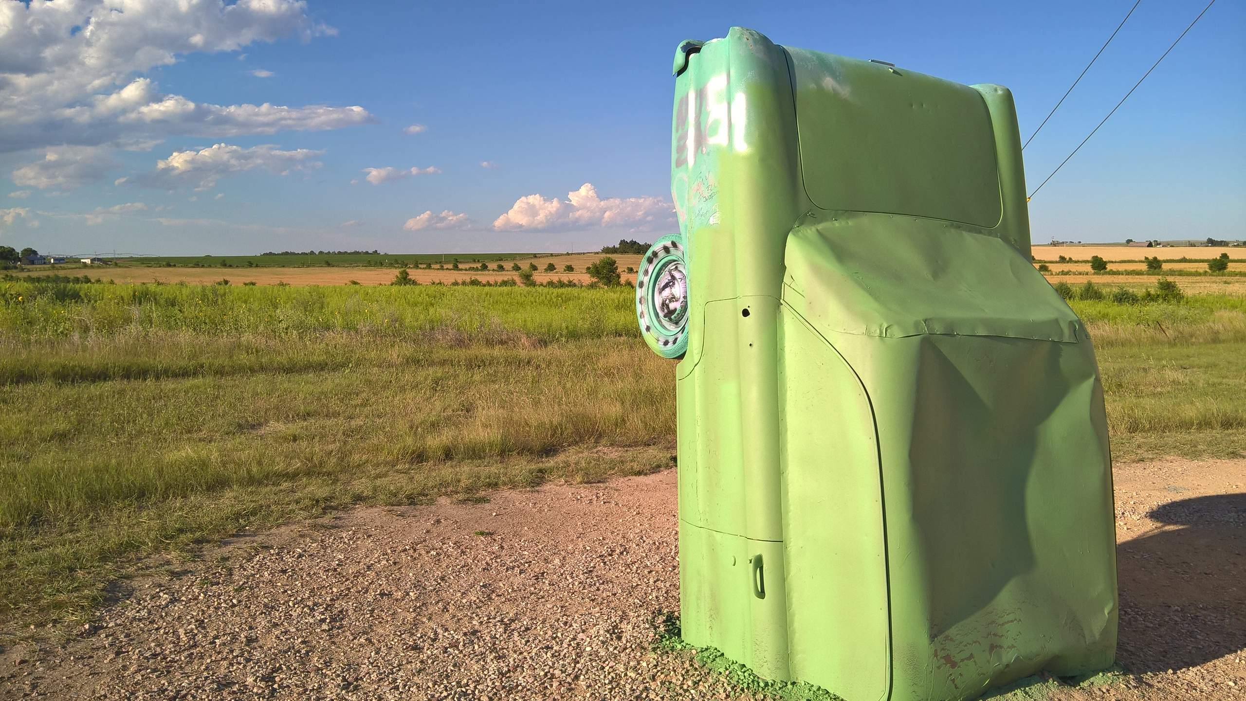 Featured photo for Carhenge