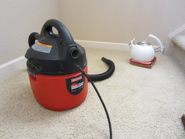 Featured photo for Simple Carpet Spot Cleaning