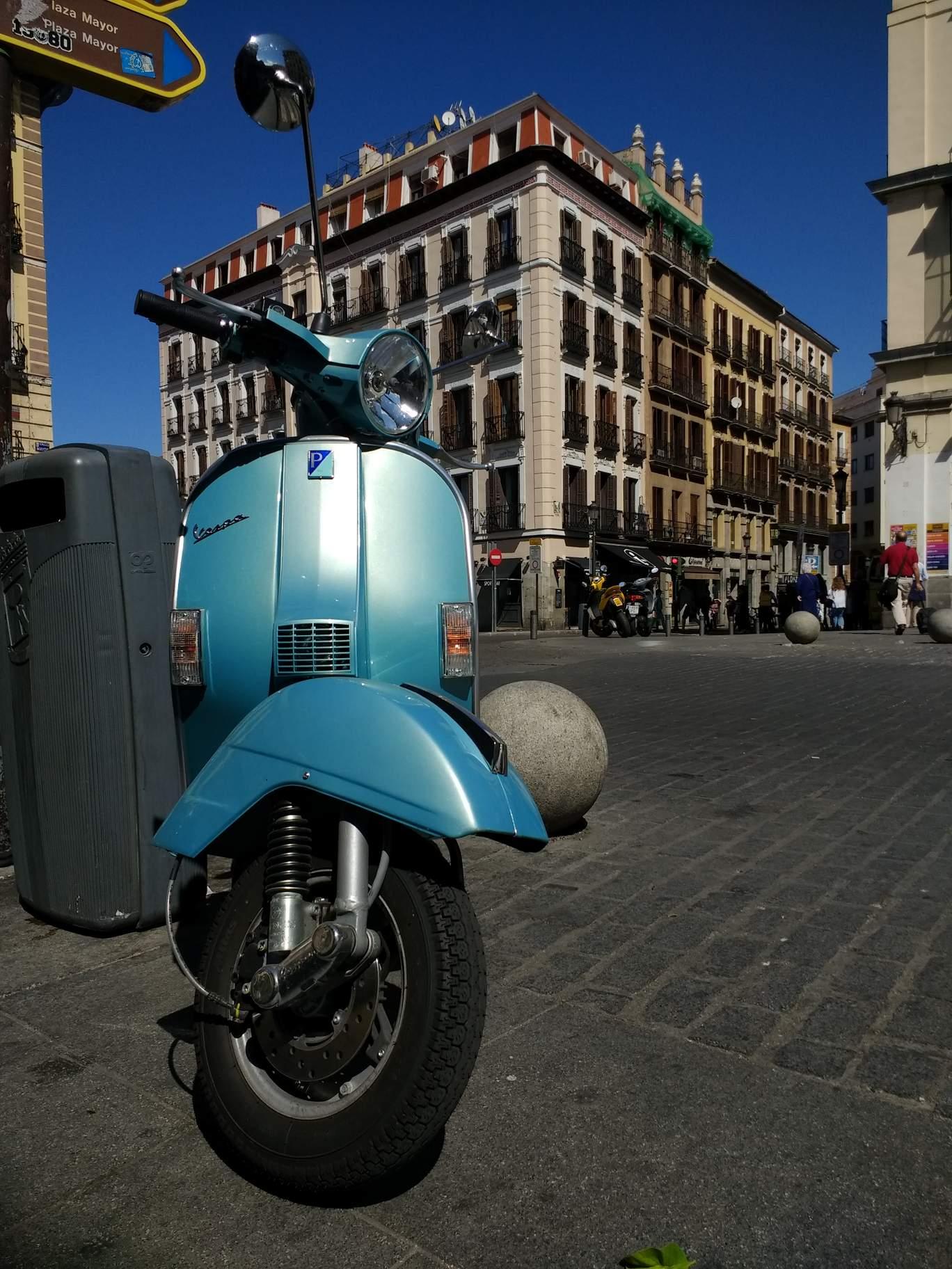 Cars In Spain