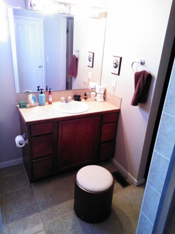 Featured photo for Chair in Bathroom