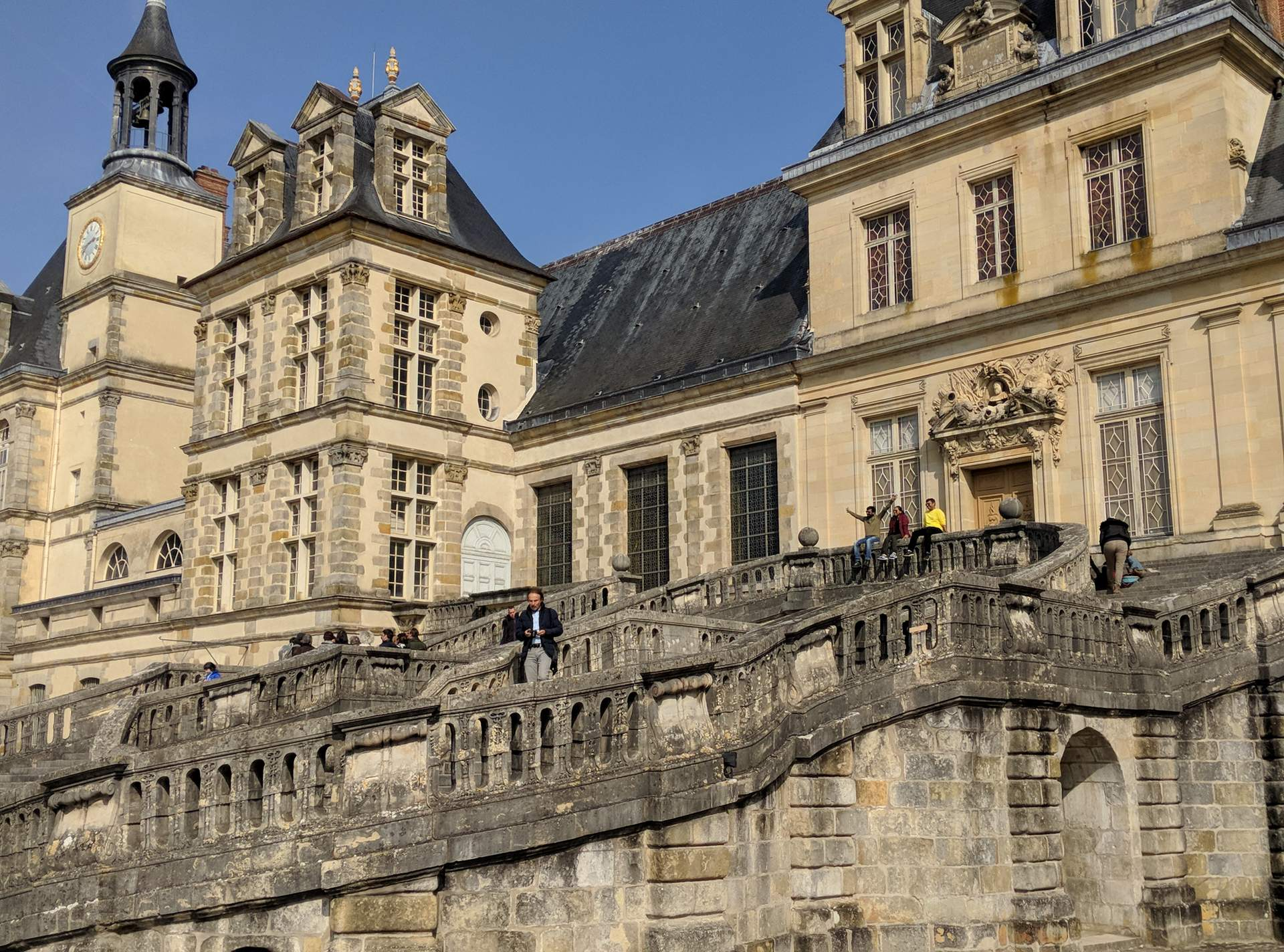 Featured photo for Fontainebleau, France