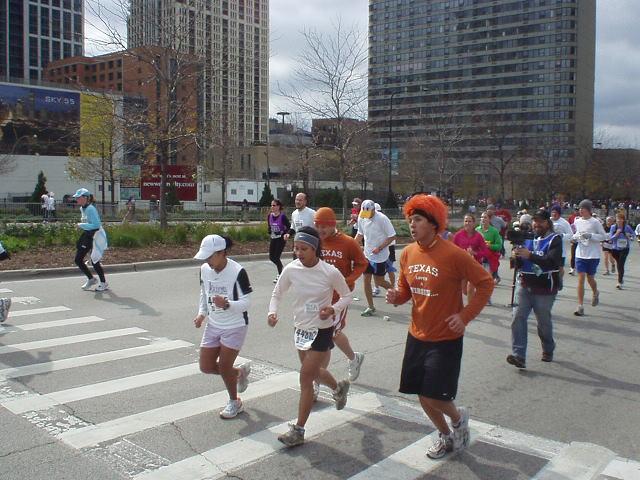 Featured photo for Chicago Marathon