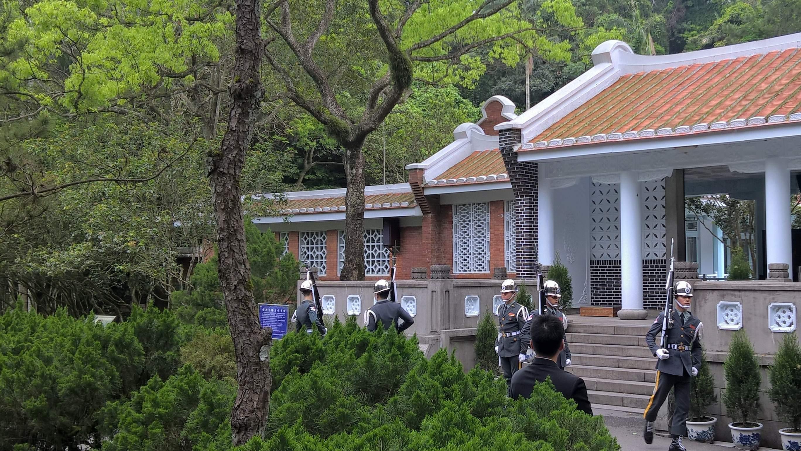 Featured photo for Cihu Mausoleum, Taiwan