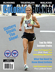 Colorado Runner Magazine, July 2006.