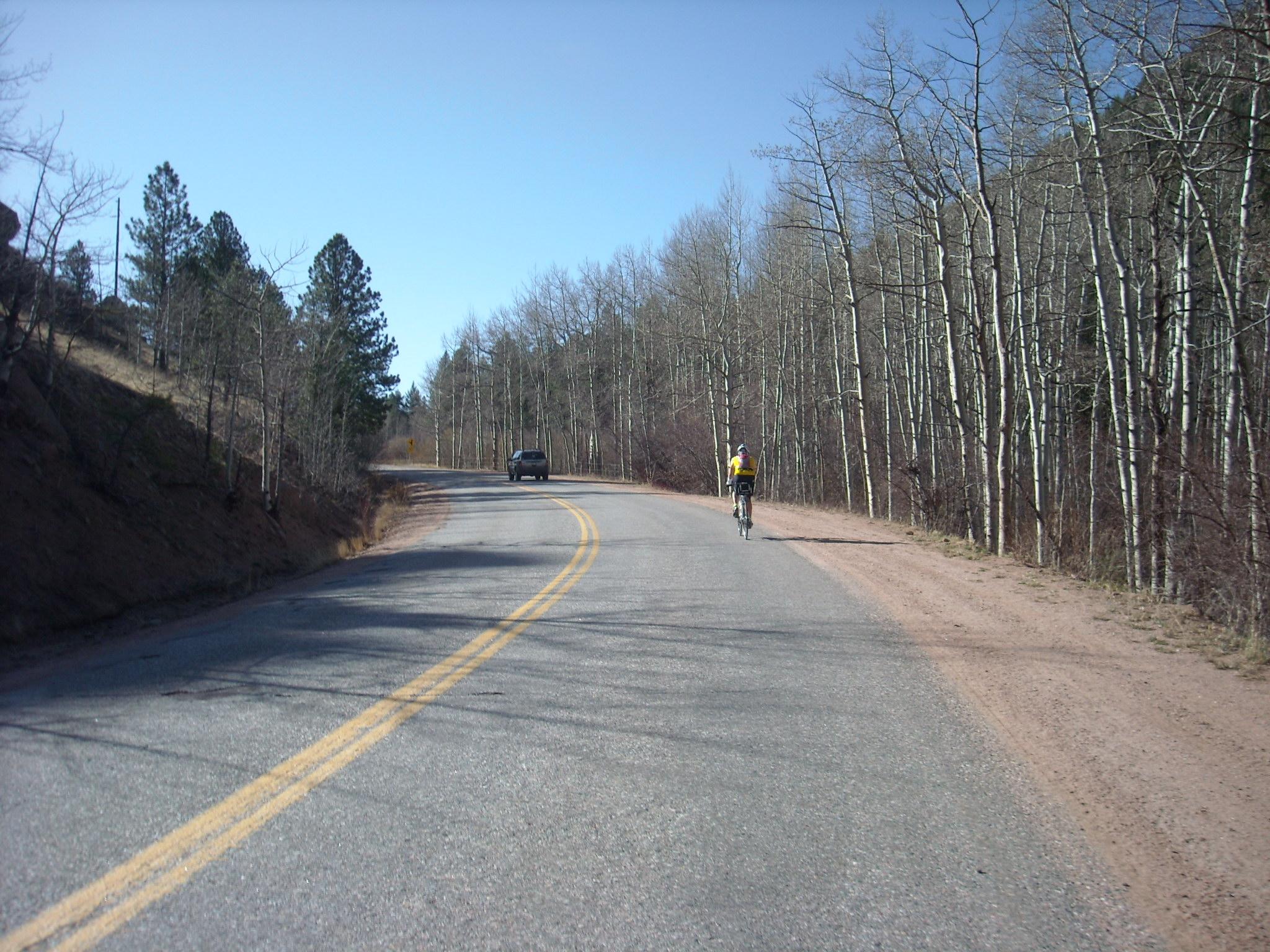 Featured photo for Cripple Creek 300km Brevet, CO