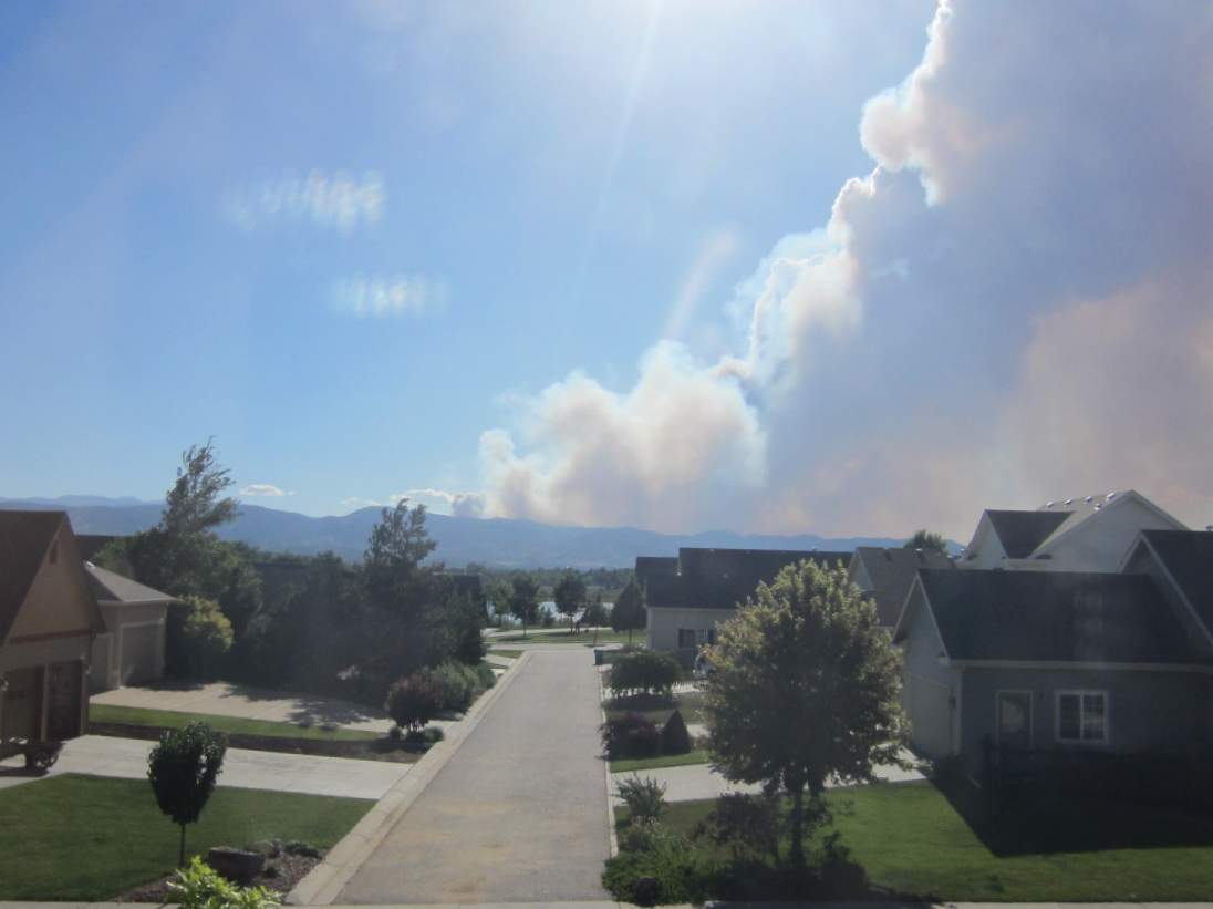Featured photo for Colorado Wildfires