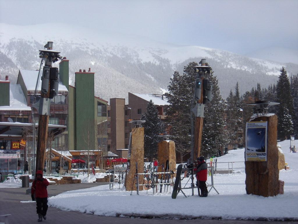 Copper mountain co for Copper village