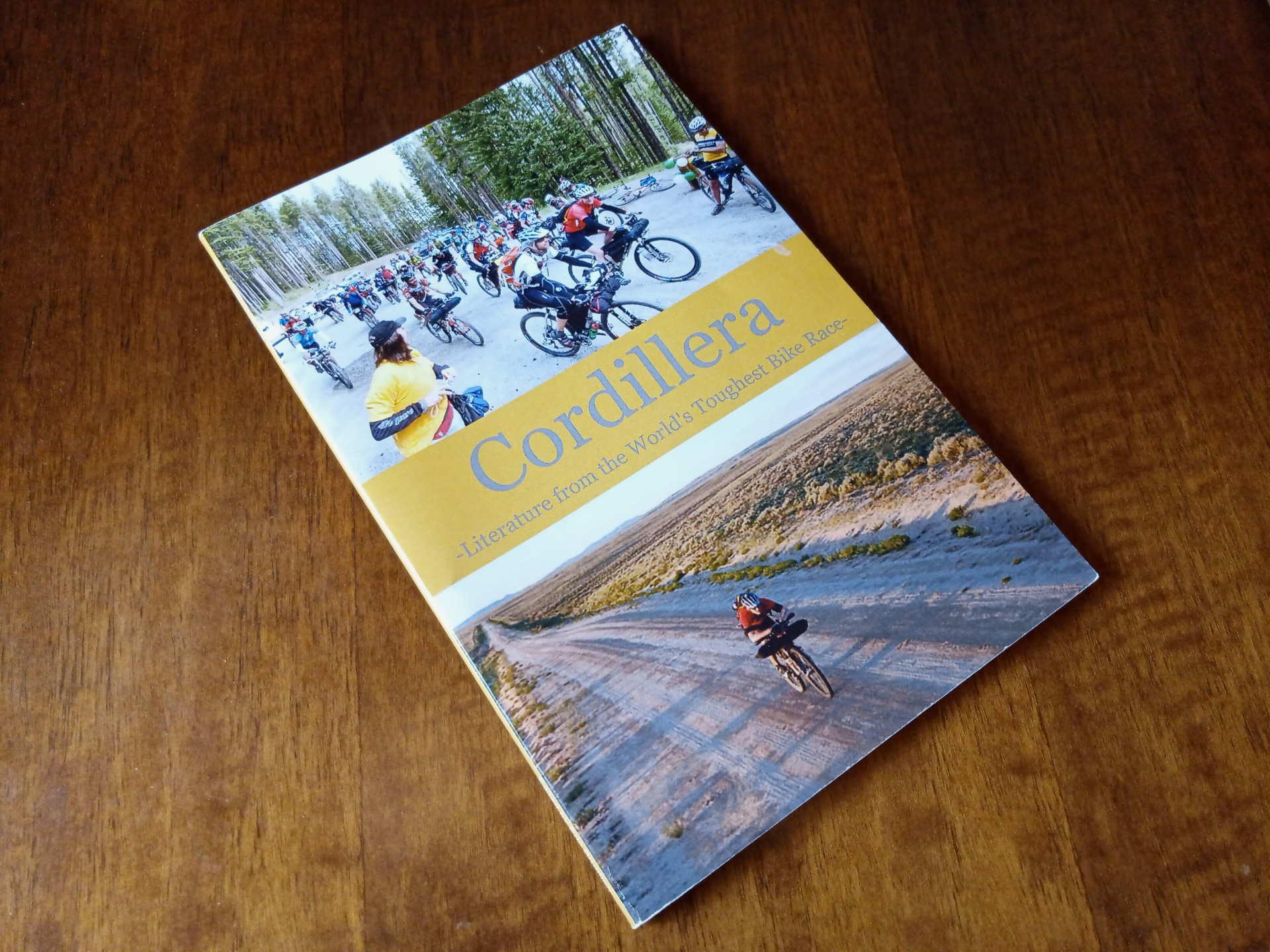 Cordillera book downloaded onto laptop