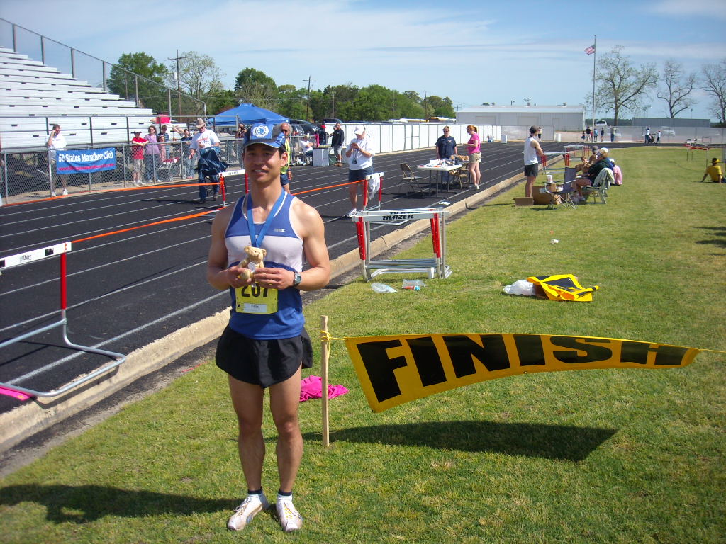 Featured photo for Davy Crockett Bear Chase Marathon