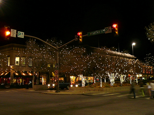 Featured photo for Lights in Old Town