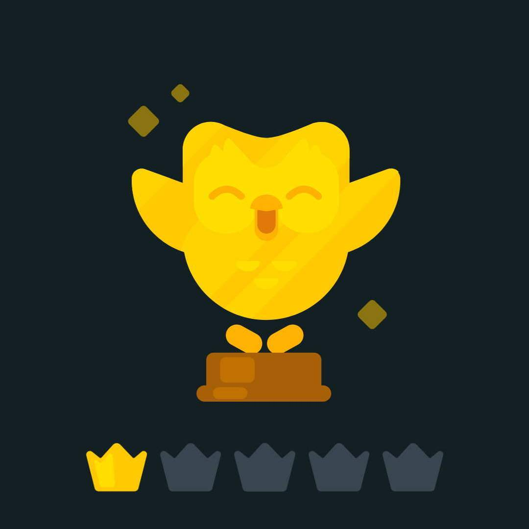 Featured photo for I Completed the Chinese and Portuguese Trees on Duolingo!