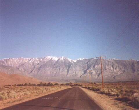 Featured photo for Eastern Sierra Double Century