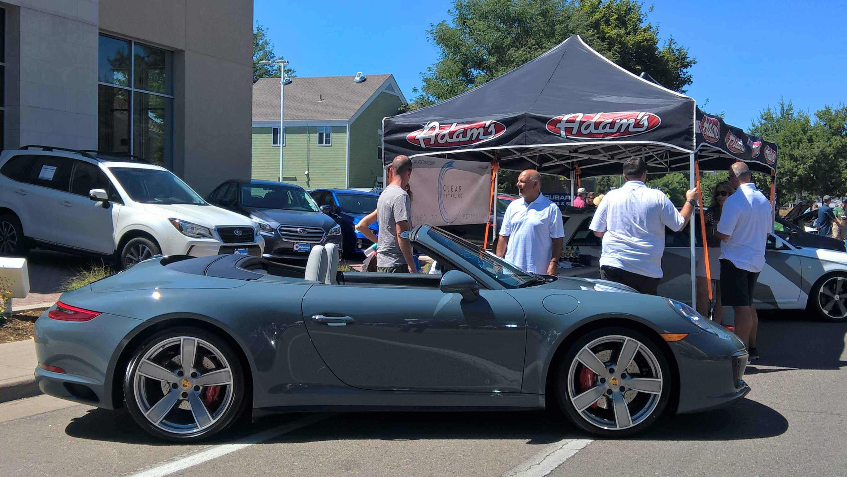 Ed Carroll Westfest Concours Amp Car Show