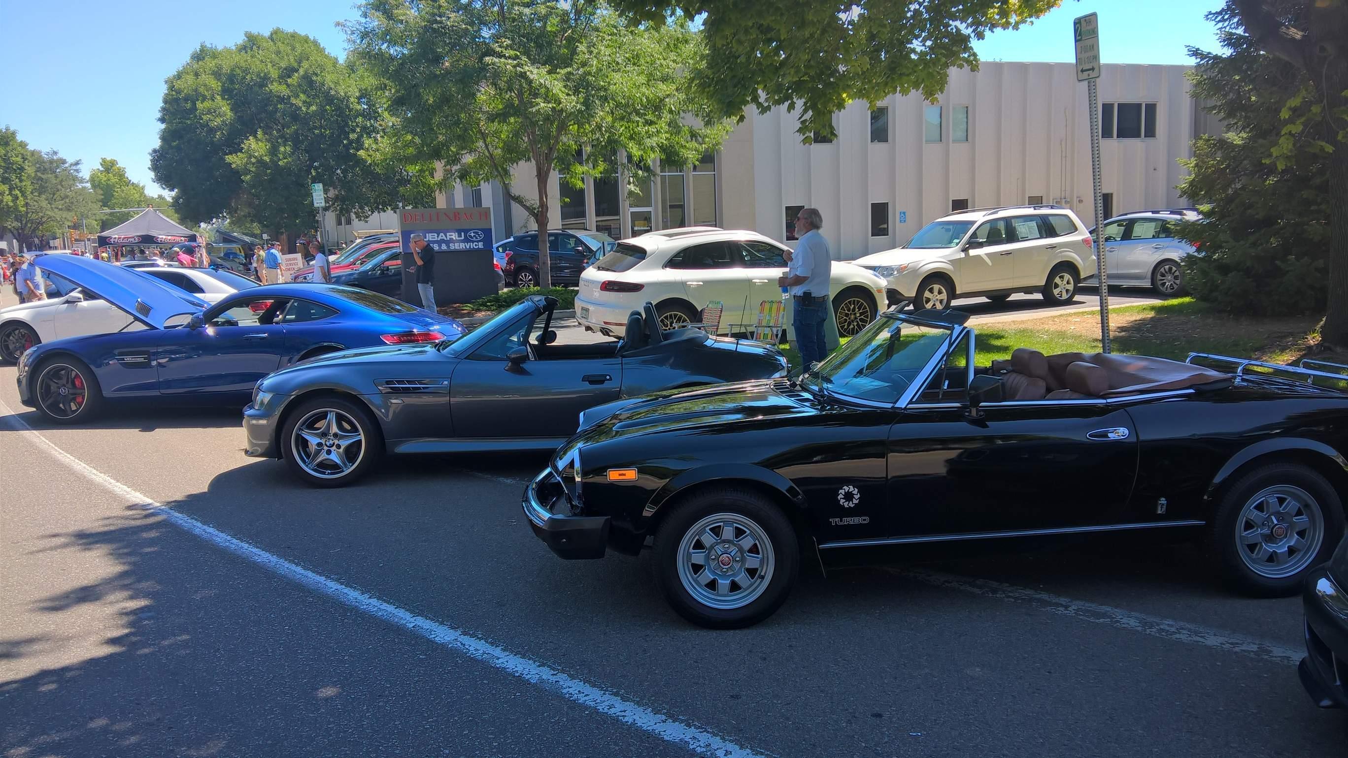 Ed Carroll Audi >> Ed Carroll Westfest Concours & Car Show