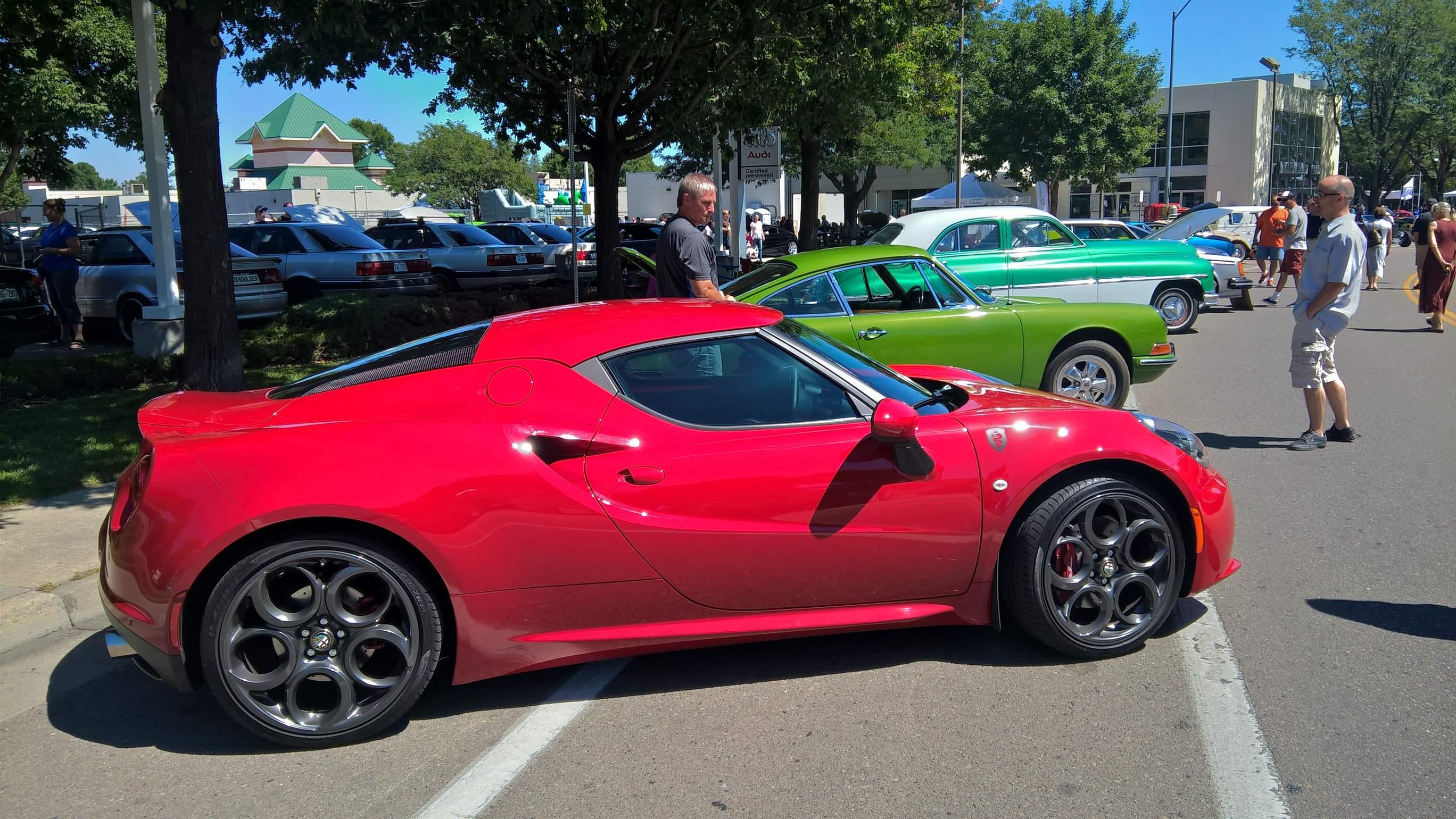 ed carroll westfest concours car show felix wong