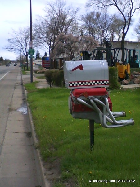 Featured photo for Engine Mailbox