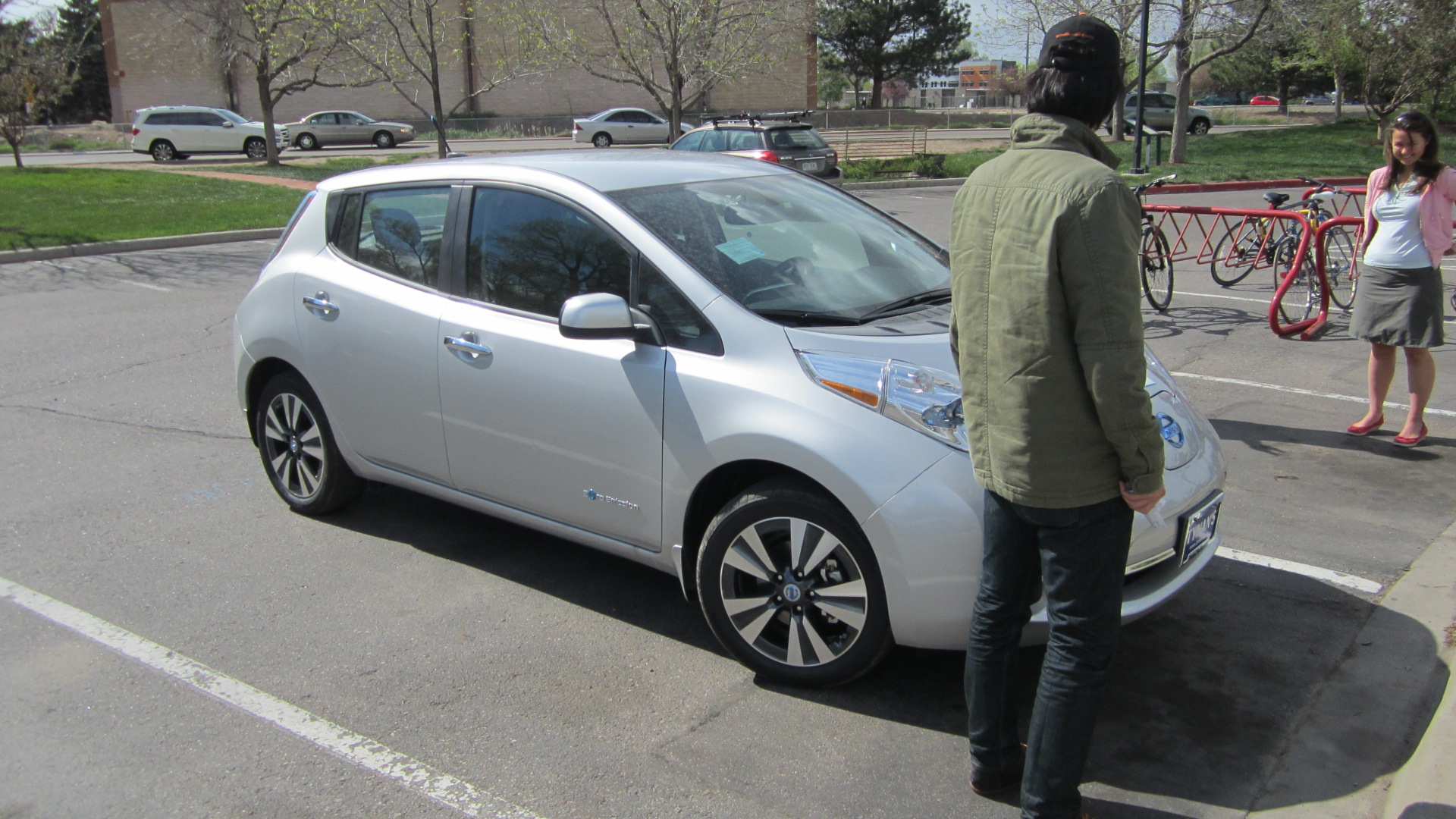 Featured photo for EV Test Drive