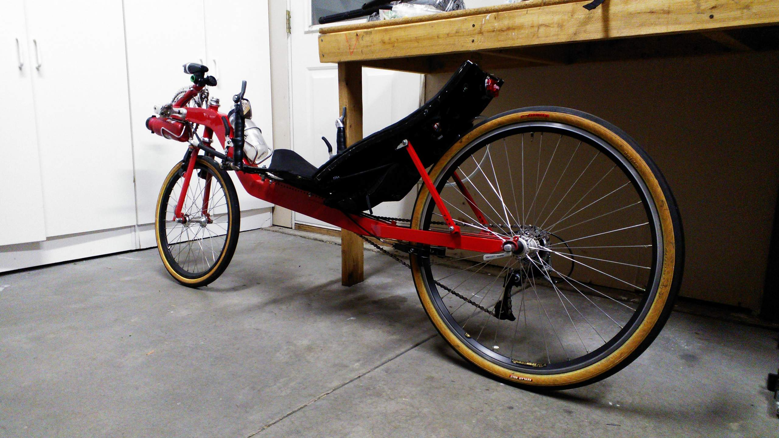 Featured photo for Recumbent Mirrors