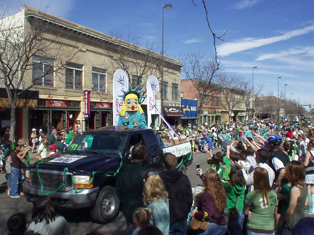 Featured photo for FC St. Patrick's Day Parade