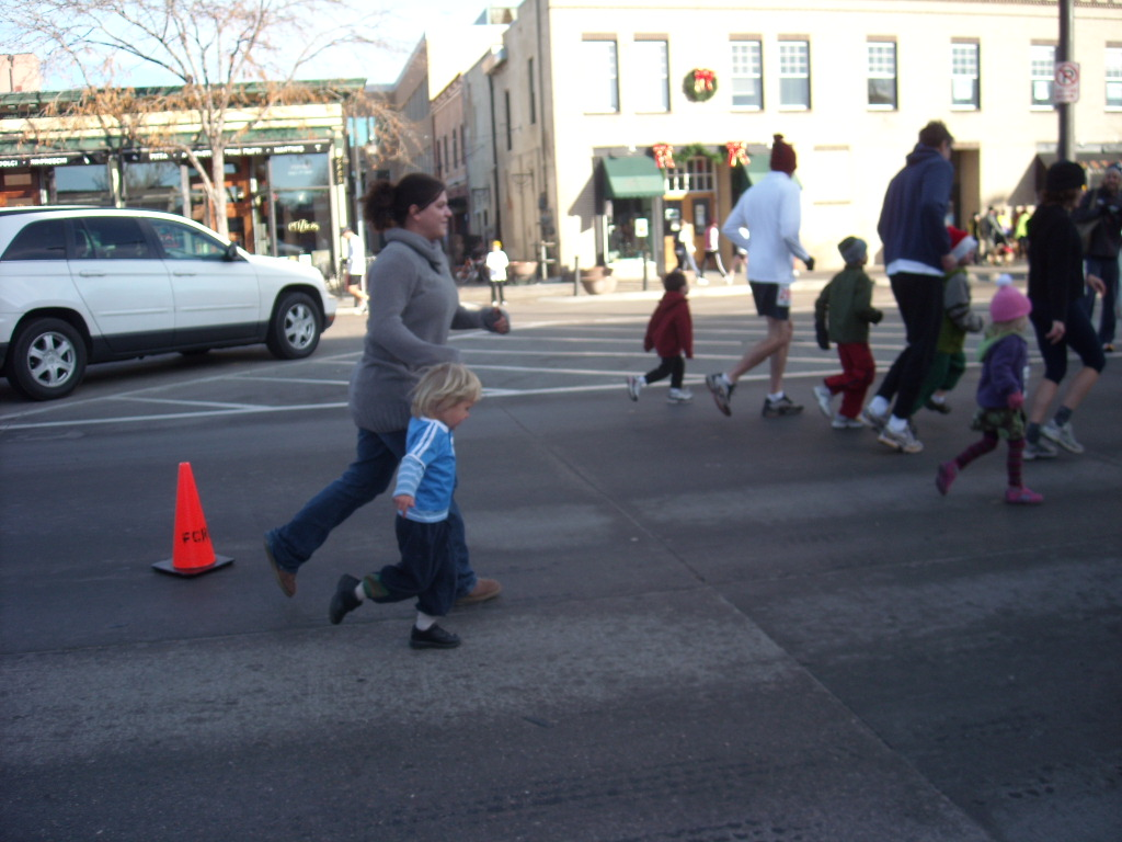 Featured photo for Fort Collins Thanksgiving Run