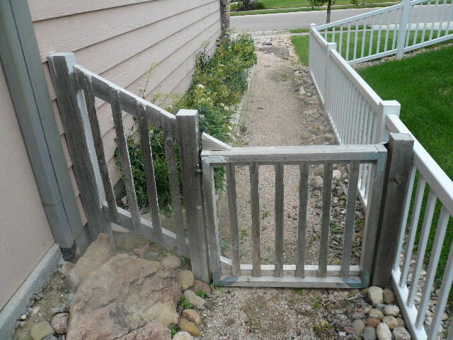 Featured photo for Stupid Fence Painting