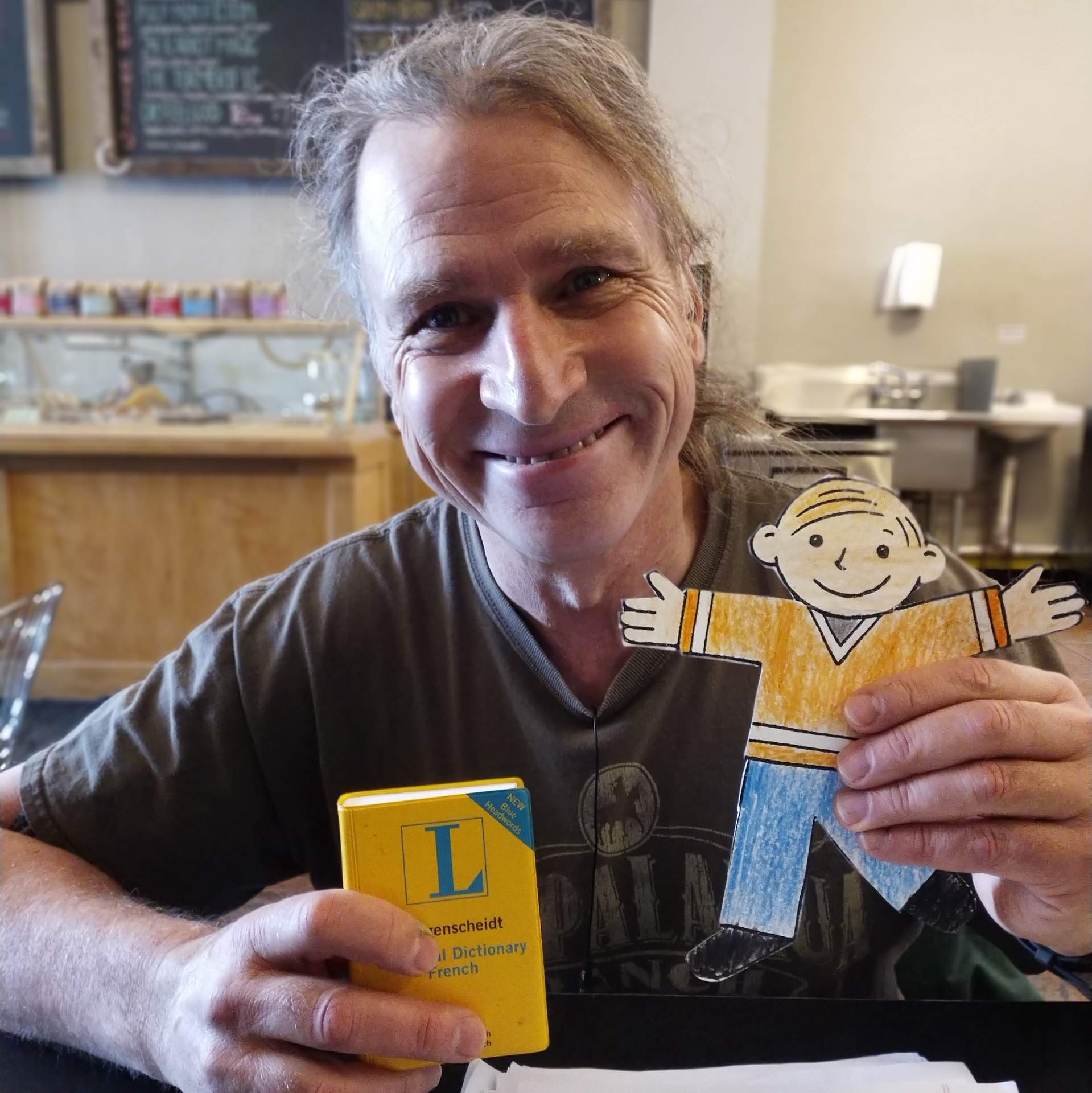Featured photo for Adventures with Flat Stanley in Fort Collins
