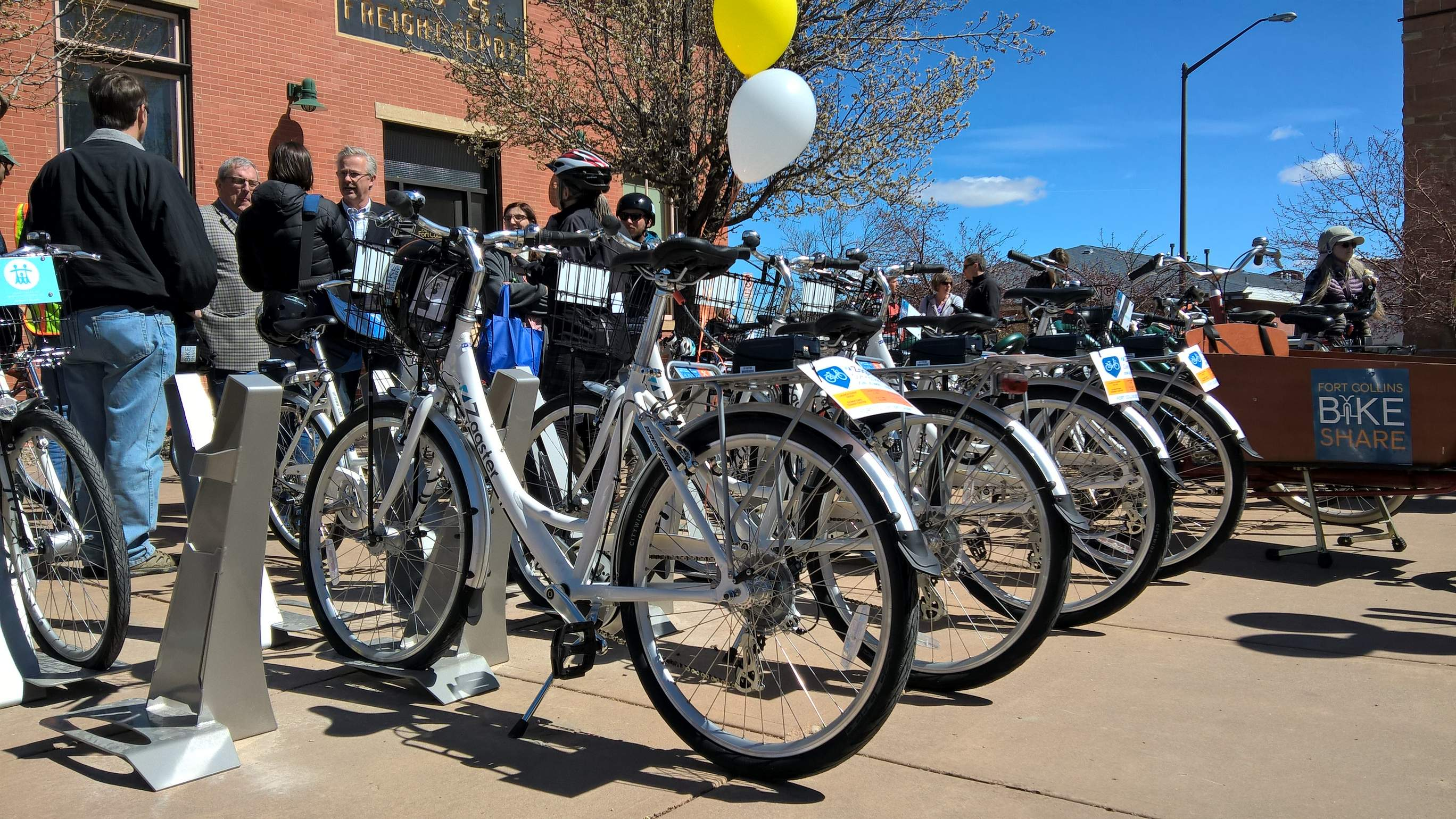 Featured photo for Fort Collins Bike Share