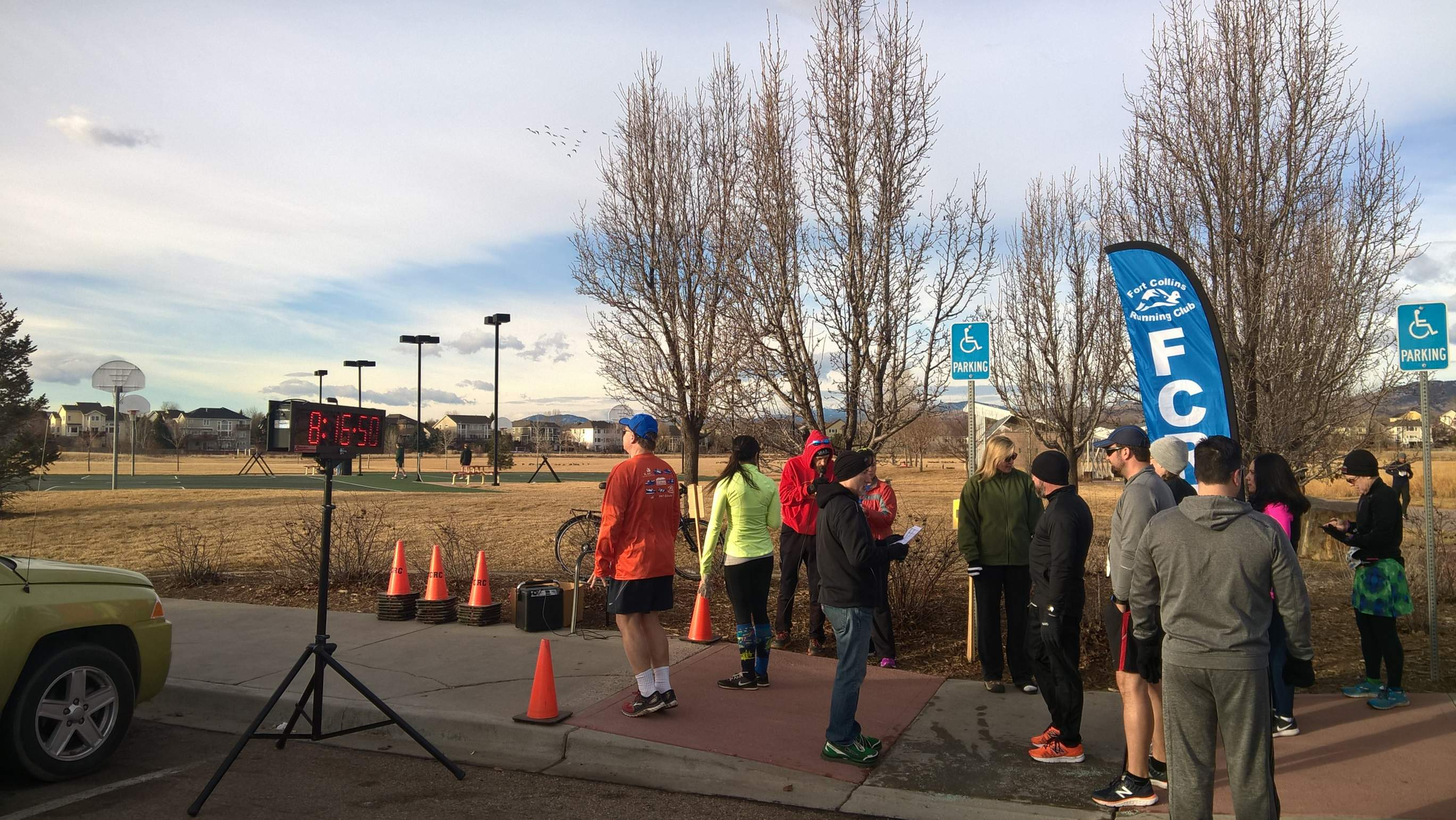 Featured photo for Fossil Creek Park 5k
