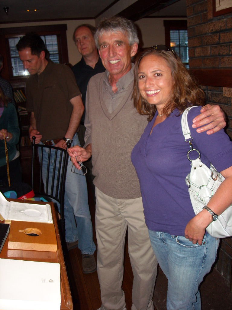 Featured photo for Frank Shorter Presentation