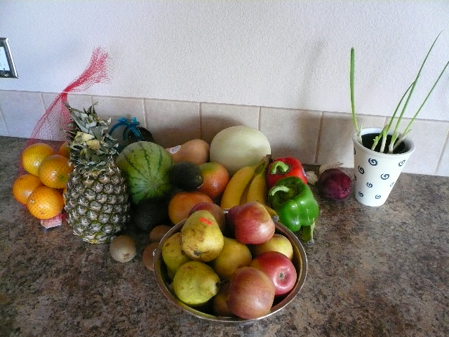 Featured photo for Fruit in Winter
