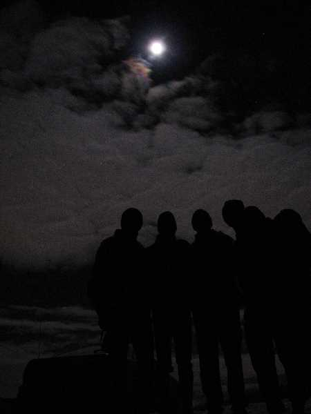Featured photo for Full Moon Running Article