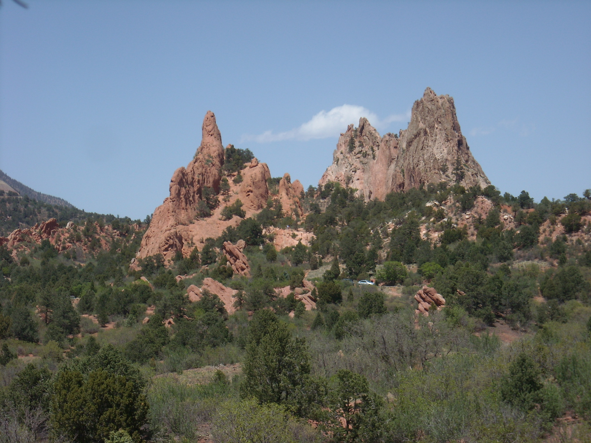 Featured photo for Colorado Springs Getaway