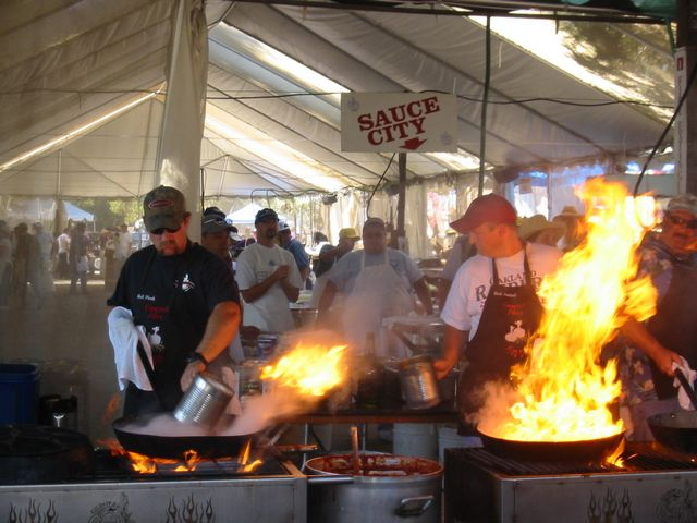 Featured photo for Gilroy Garlic Festival