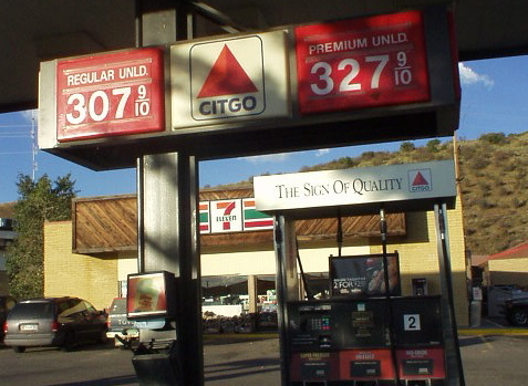 Featured photo for Gasoline Prices