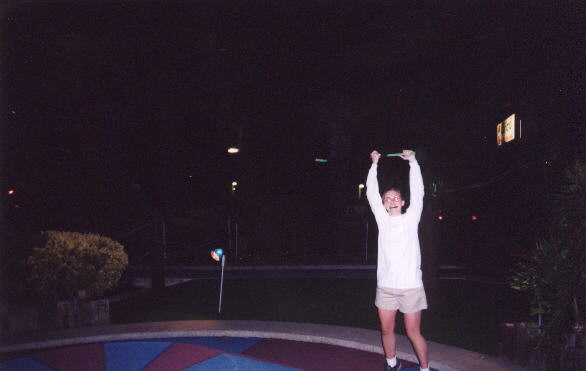 Featured photo for Mini-Golf with Cathy