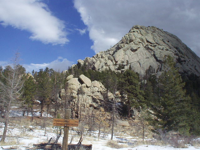 Featured photo for Greyrock Mountain, CO