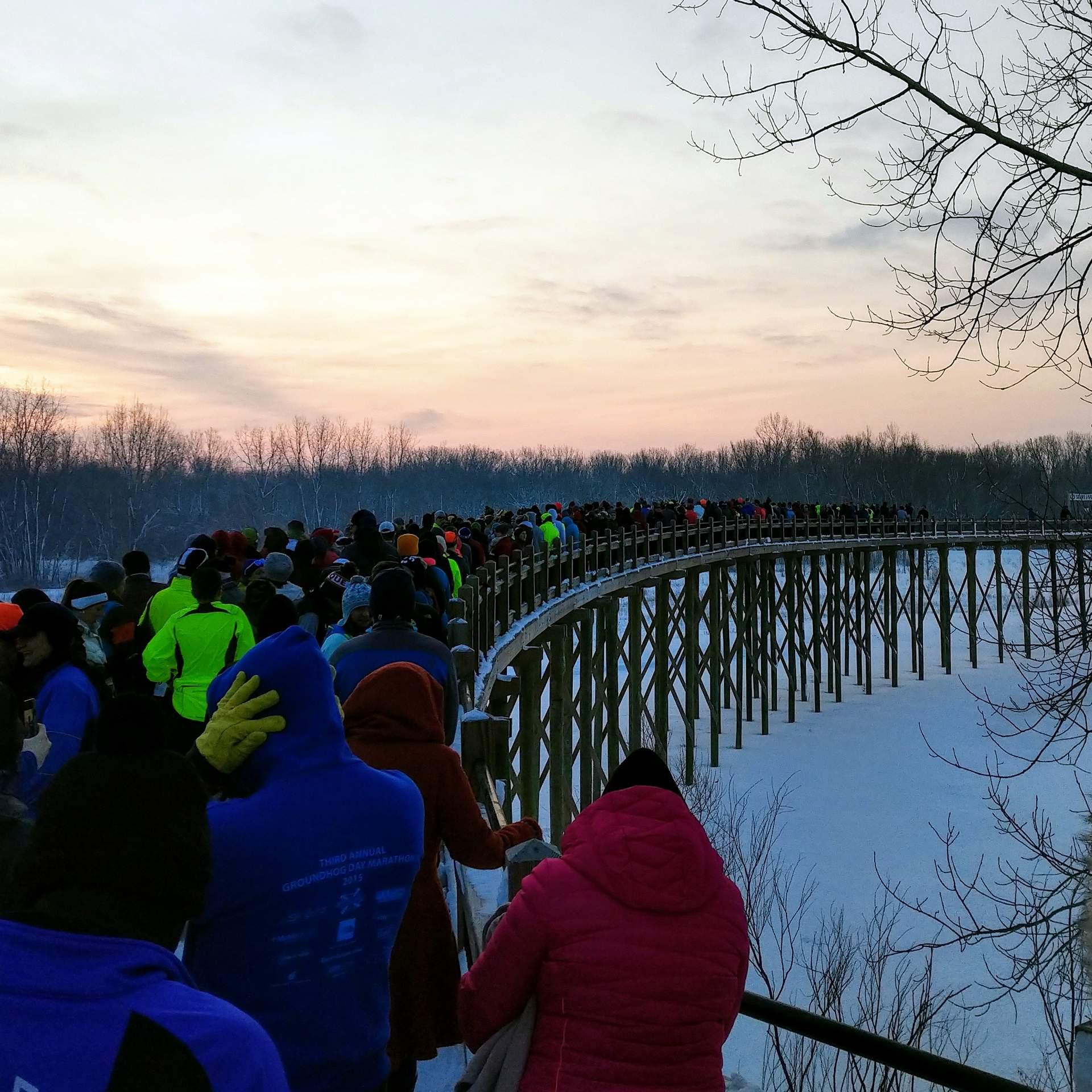 Featured photo for Groundhog Day Marathon