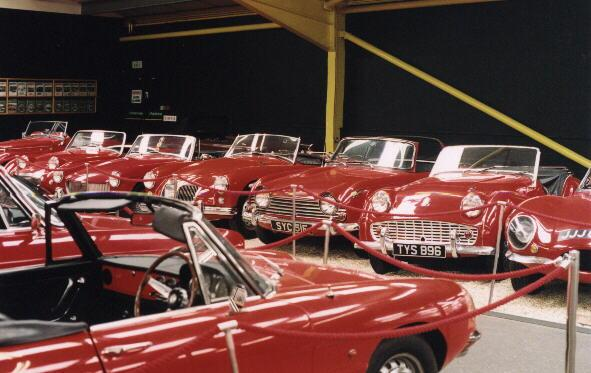 Featured photo for Haynes Motor Museum, UK